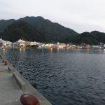 静岡アジングおすすめポイント 静岡県賀茂群西伊豆町 田子港