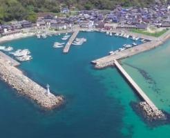 福岡アジングポイント 糸島市 野北漁港