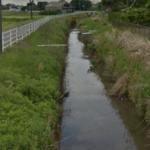 霞ヶ浦おかっぱりバス釣りポイント! 稲敷市柴崎用水路