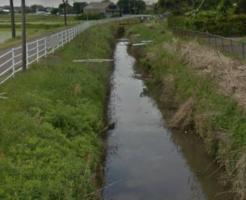 稲敷市柴崎用水路
