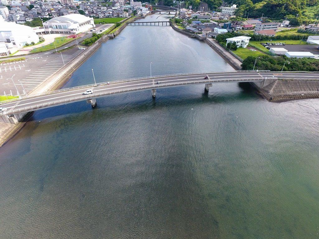 長崎チニングおすすめ釣りポイント 長崎県松浦市 志佐川河口