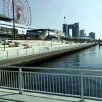 東京湾奥おかっぱりシーバスおすすめポイント 水の広場公園