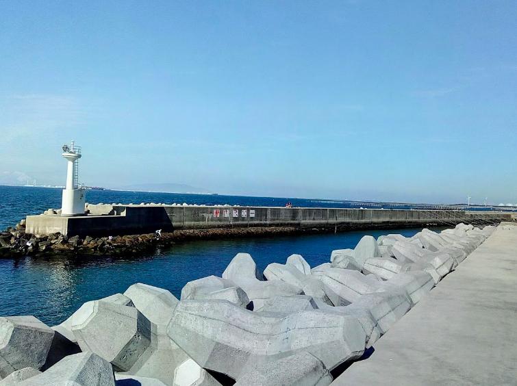 愛知メバリングおすすめポイント 愛知県常滑市 鬼崎港 尺メバルが釣れる漁港!