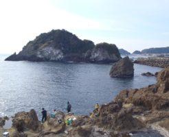 弁天島・灯台島