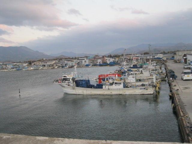 青森メバル釣りポイント 青森県青森市 原別漁港