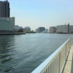 東京湾奥シーバスおかっぱりポイント 豊洲運河 潮見運動公園
