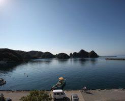 静岡エギングポイント 西伊豆町 田子漁港