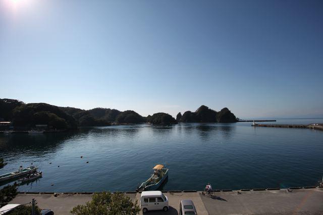静岡エギング(アオリイカ釣り)ポイント 西伊豆町 田子漁港