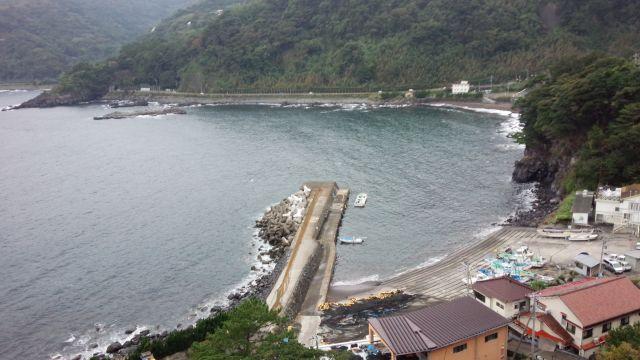 伊東エギングポイント赤沢漁港 静岡でキロアップのアオリイカが狙える漁港!