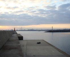 新湊西漁港