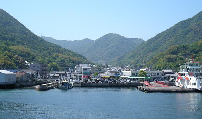 広島アジングポイント 広島県江田島市能美町 三高漁港