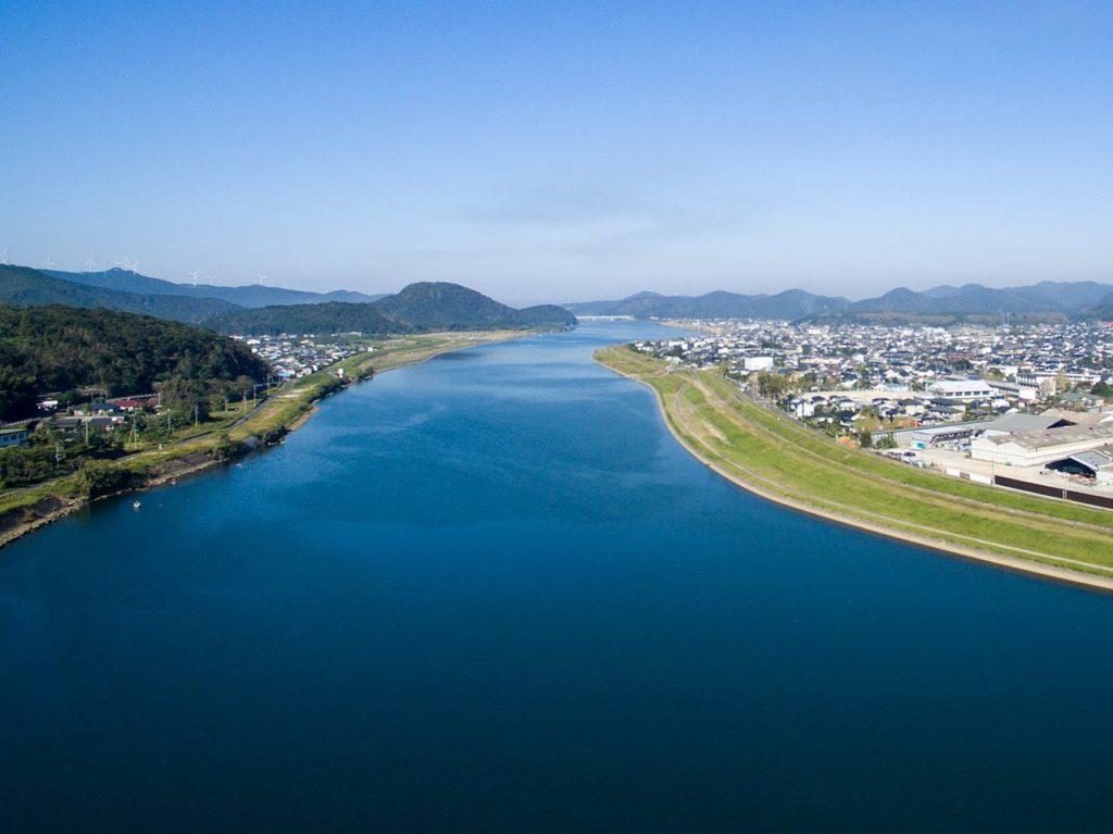 鹿児島シーバスポイント 阿久根市脇本 川内川