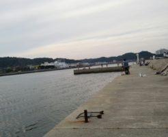 知多半島メバル釣りポイント 師崎新港