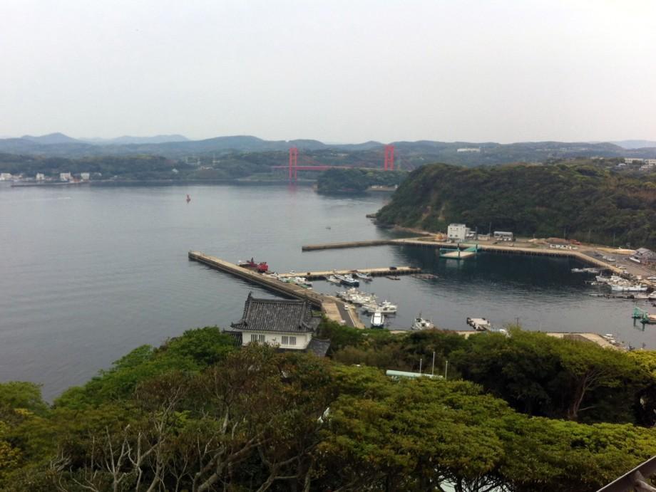 長崎メバル釣りポイント 平戸市 白浜港