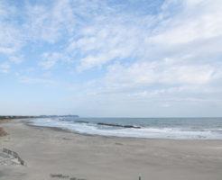 大原海水浴場