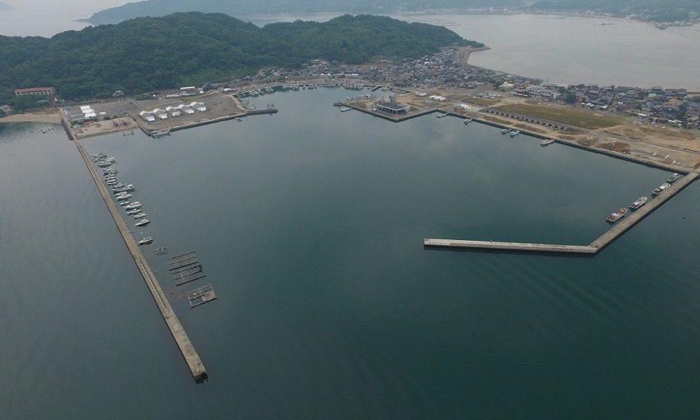 福岡エギングポイント 福岡県糸島市 船越漁港