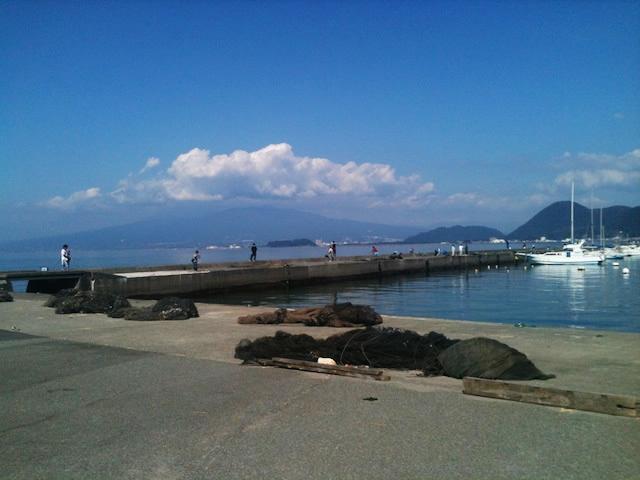 沼津カサゴ釣りポイント木負堤防 静岡でロックフィッシュゲームが楽しめる釣り場!
