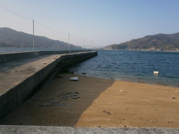 広島メバル釣りポイント呉市 宇和木 良型が狙える広島のメバリングポイント!