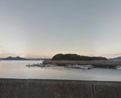 広島キジハタポイント 尾道市向島 干汐の波止