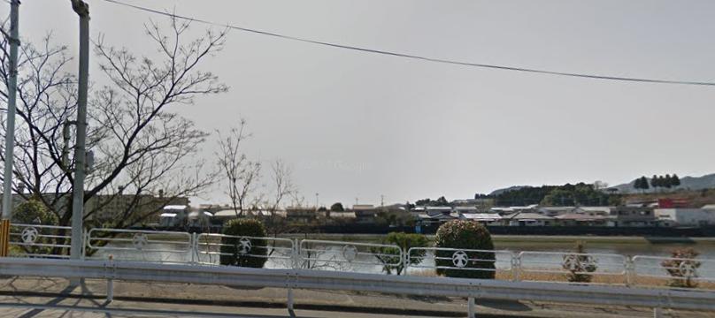 宮崎チニングポイント 日向市 赤岩川