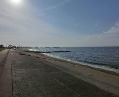 富山県キジハタポイント 射水市 海老江海浜公園