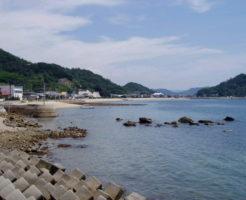 広島県キジハタポイント 尾道市向島町 干汐漁港