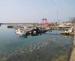 広島県マルアジポイント 江田島市沖見町 畑漁港