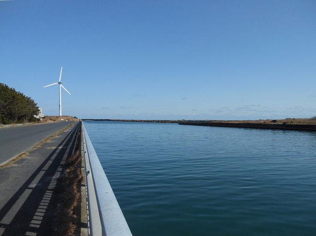 波崎新港アジング 釣りポイント 尺アジの釣果実績があるポイント!