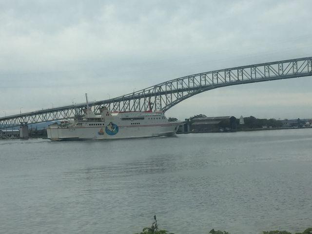 鳥取シーバスポイント 境港市 境水道 花町付近