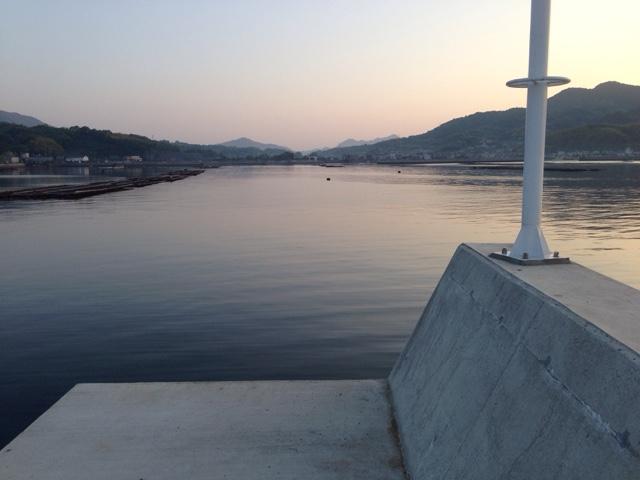 広島アジングポイント 江田島市 鹿川