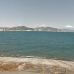 静岡県エギング(アオリイカ)ポイント 静岡市清水区三保 真崎灯台周辺サーフ