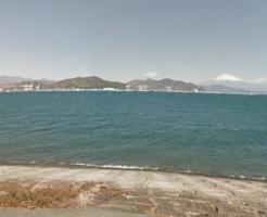 静岡県アオリイカポイント 静岡市清水区三保 真崎灯台周辺サーフ