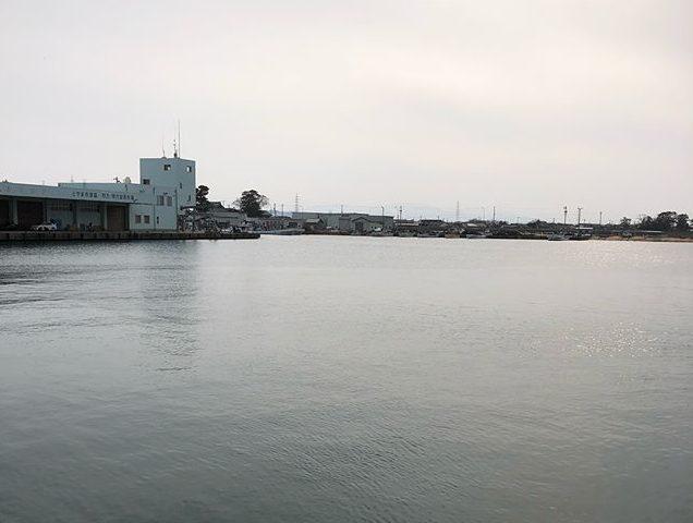 富山キジハタポイント 富山市四方 四方漁港