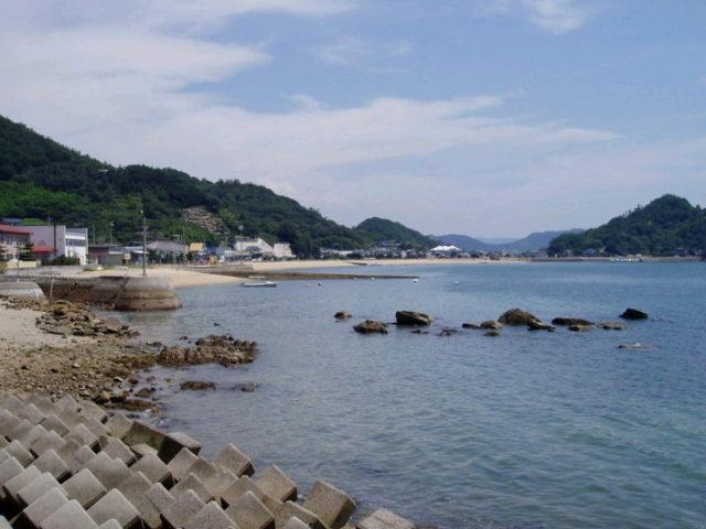 広島キジハタポイント 尾道市向島町 干汐漁港 その2