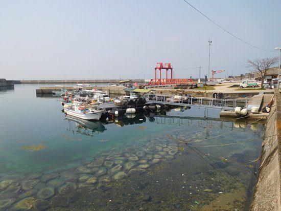 広島アジングポイント 江田島市沖見町 畑漁港