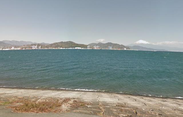 静岡エギング(アオリイカ)ポイント 清水区三保 真崎灯台周辺サーフ