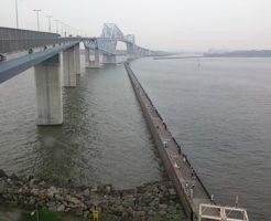東京湾シーバスポイント 東京都江東区新木場 若洲海浜公園