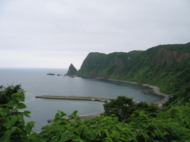 北海道サクラマス釣りポイント 積丹郡 幌武意漁港