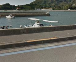 広島県メバルポイント 尾道市瀬戸田町 福田の港