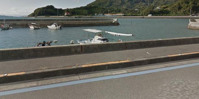 広島メバリングポイント 広島県尾道市瀬戸田町 福田の港