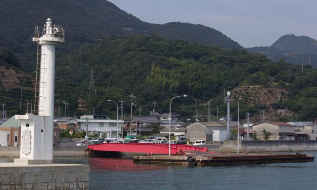 広島アジングポイント 豊田郡大崎上島 明石漁港周辺