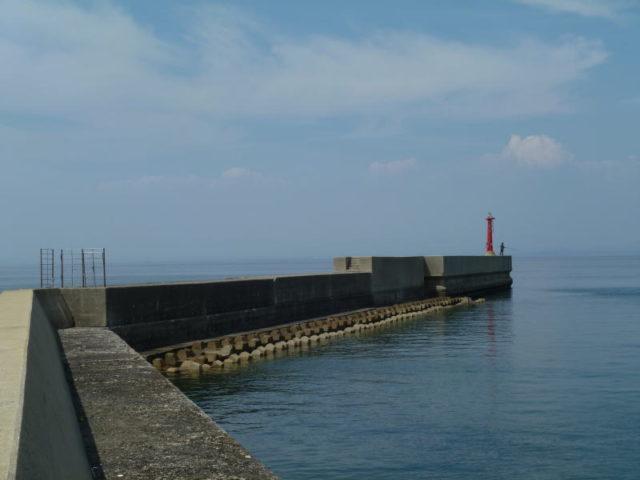 長崎メバリングポイント 島原市 湯江漁港