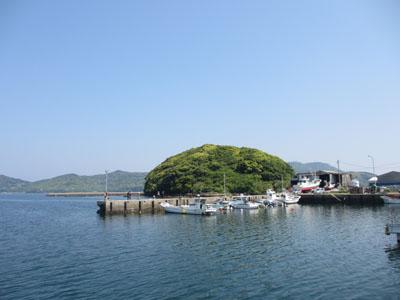 長崎エギングポイント 平戸市堤町 堤漁港