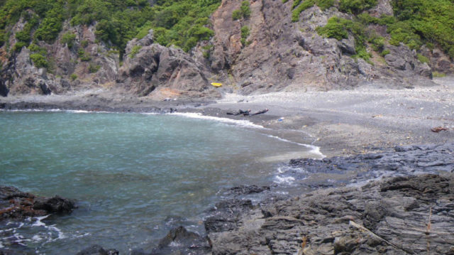 和歌山エギングポイント 和歌山県すさみ町 黒崎周辺
