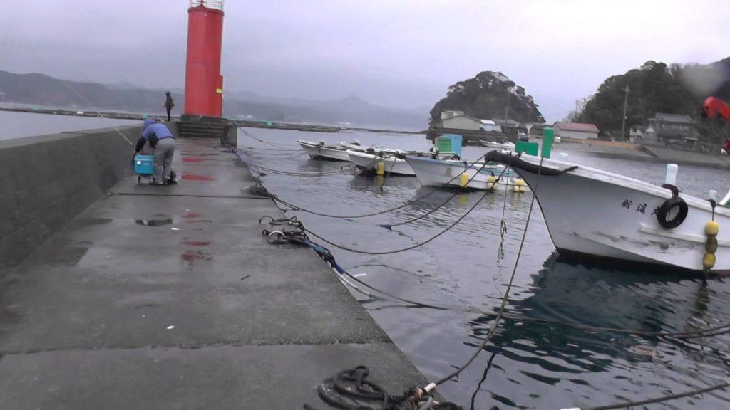 和歌山エギングポイント 和歌山県串本町 大島港