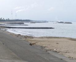 富山メバルポイント 富山県富山市 四方、打出海岸