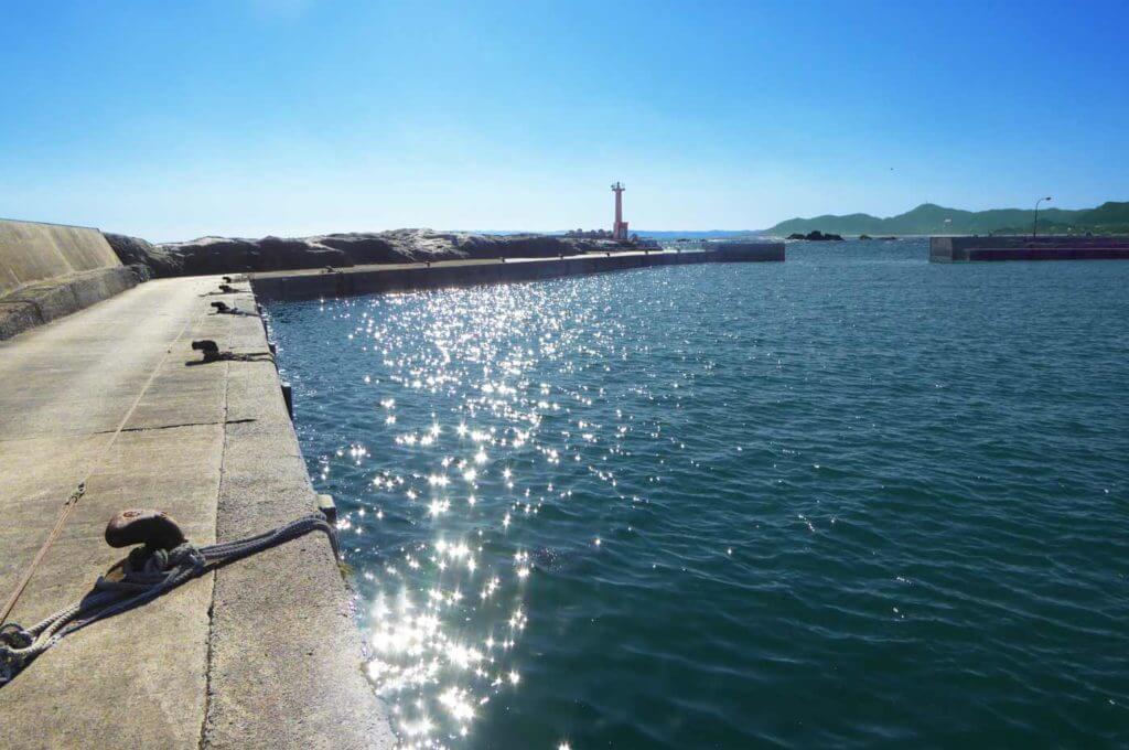千葉アジングポイント 千葉県鴨川市 江見漁港