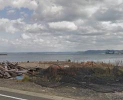 長崎県のアオリイカポイント 長崎県松浦市 御厨砂置き場前