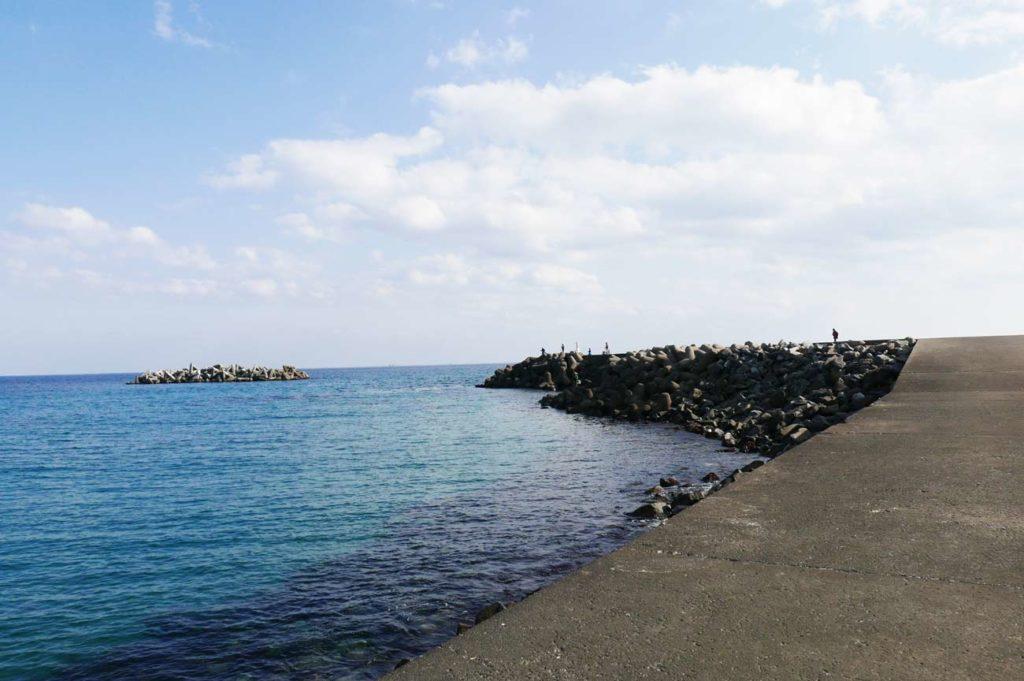 千葉アジングポイント 千葉県南房総市 和田漁港