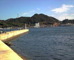 愛媛県のキジハタポイント 愛媛県今治市伯方島 有津港